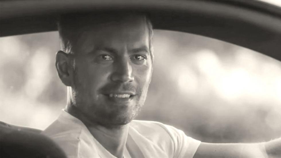 Een emotionele Vin Diesel herdenkt zijn vriend Paul Walker