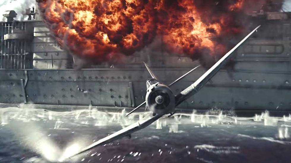 2e trailer 'Midway' van Roland Emmerich belooft WOII-spektakel met (uiteraard) veel ontploffingen!