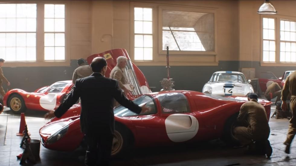 Racespektakel in trailer 'Ford v Ferrari' a.k.a. 'Le Mans '66'