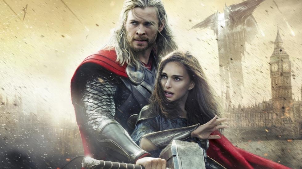 Welke Thor speelt de hoofdrol in 'Thor: Love and Thunder'?