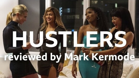 Kremode and Mayo - Hustlers reviewed by mark kermode