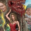 Poster voor 'Gore Cut' van 'Tammy and the T-Rex' met Denise Richards en Paul Walker