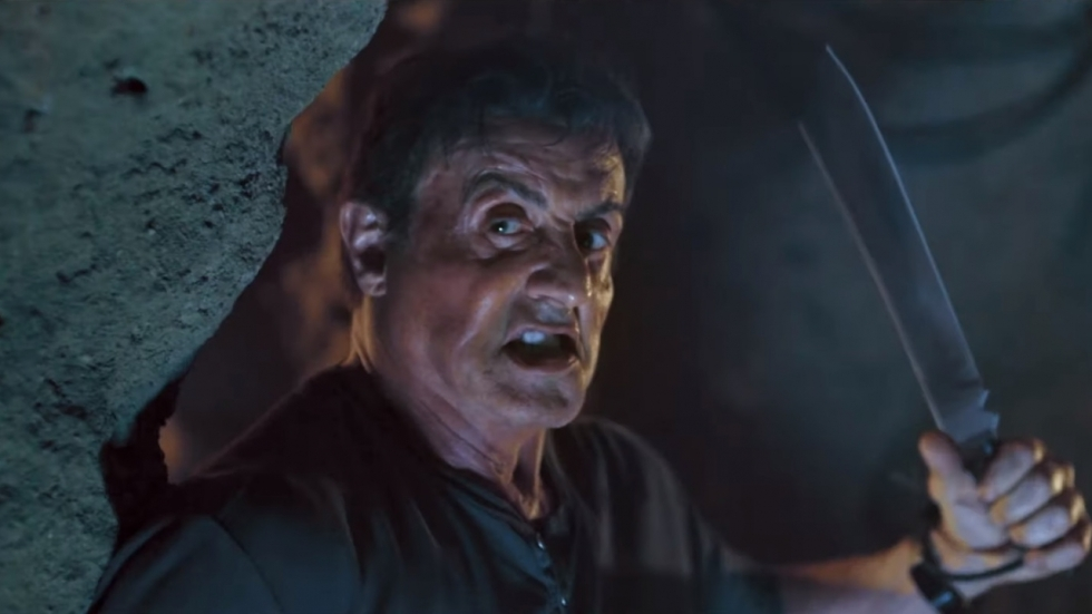 Sylvester Stallone wil een 'Rambo'-prequelfilm + Red Band-trailer 'Last Blood'