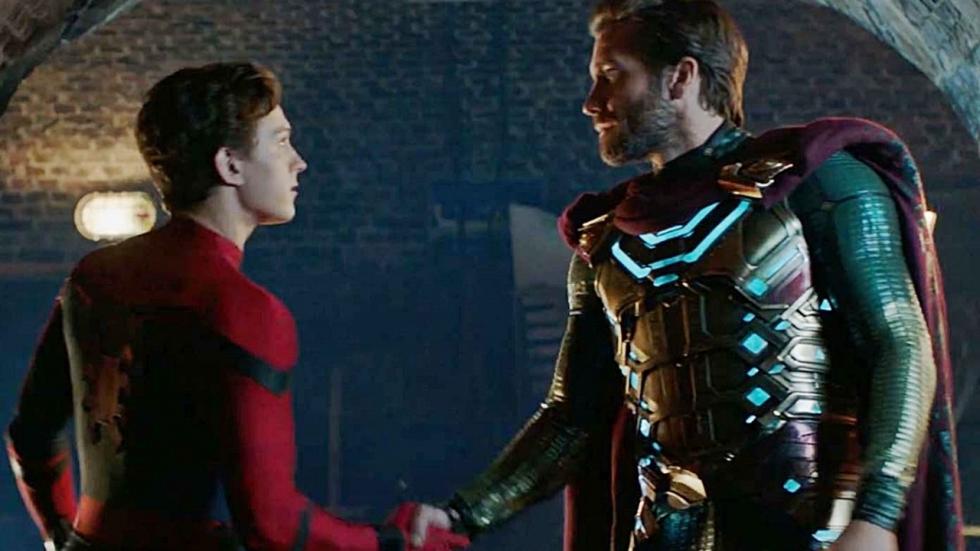 Jake Gyllenhaal deelt bloopers van 'Spider-Man: Far From Home'