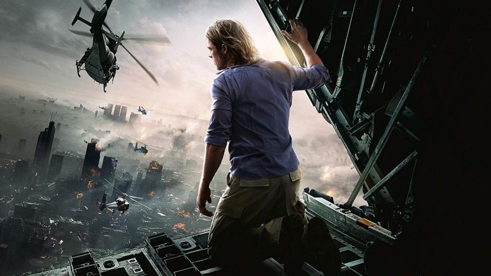 Brad Pitt zeer positief over verhaal 'World War Z 2'