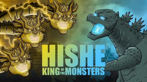 How It Should Have Ended - How godzilla king of the monsters should have ended
