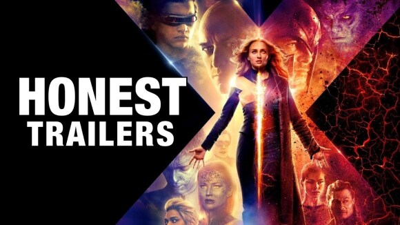 ScreenJunkies - Honest trailers   x-men: dark phoenix
