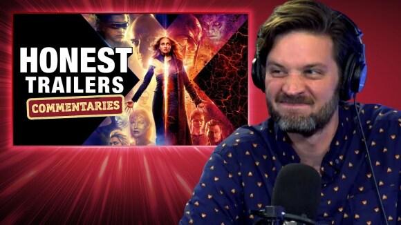 ScreenJunkies - Honest trailers commentary   x-men: dark phoenix