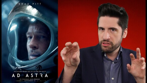 Jeremy Jahns - Ad astra - movie review
