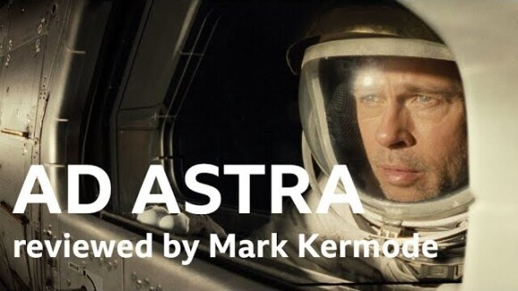Kremode and Mayo - Ad astra reviewed by mark kermode