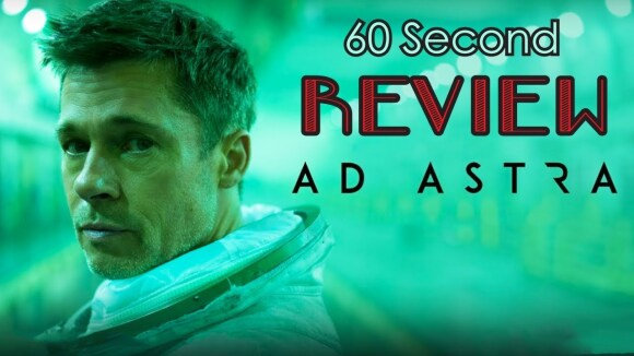 CinemaWins - Ad astra 60 second review (no spoilers) | cinemawins