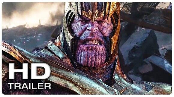 The Infinity Saga' trailer