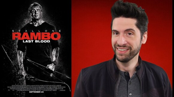 Jeremy Jahns - Rambo: last blood - movie review