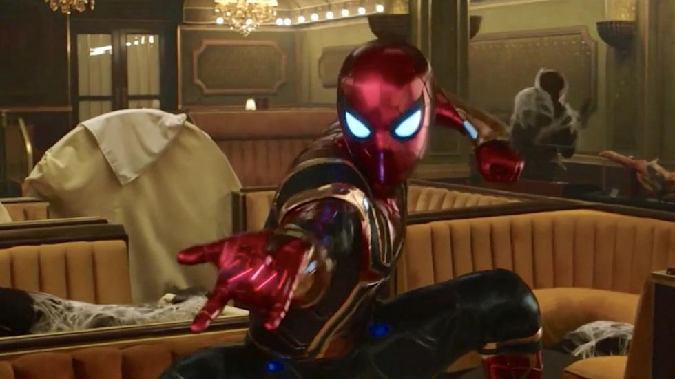 Spider-Man werkt to-do-list af in bonusfilm 'Far From Home'