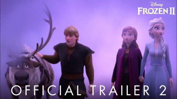 Frozen II trailer 3