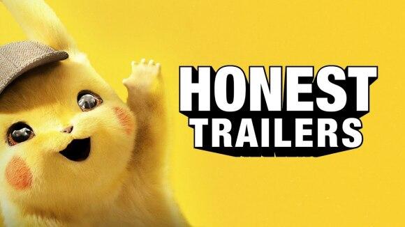 ScreenJunkies - Honest trailers | pokémon detective pikachu