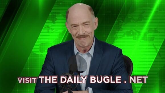 Bezoek de 'The Daily Bugle'