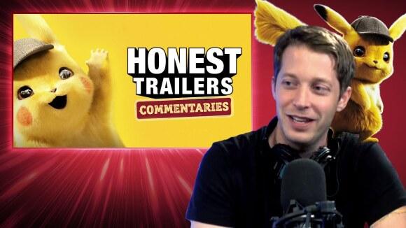 ScreenJunkies - Honest trailers commentary | pokémon detective pikachu