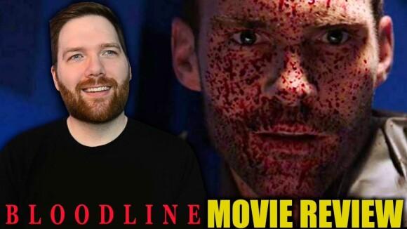 Chris Stuckmann - Bloodline - movie review
