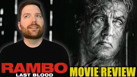 Chris Stuckmann - Rambo: last blood - movie review