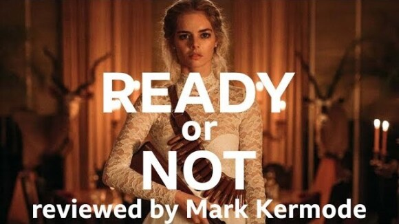 Kremode and Mayo - Ready or not reviewed by mark kermode