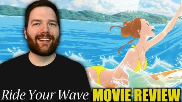 Chris Stuckmann - Ride your wave - movie review