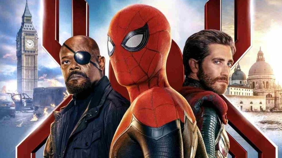 Verwijderde clip 'Spider-Man: Far From Home' toont romantisch onderonsje
