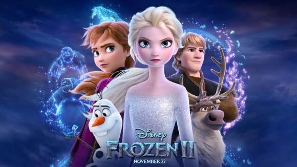"Frozen II ""Into The Unknown"""