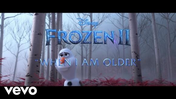 """Frozen II """"When I Am Older"""""""