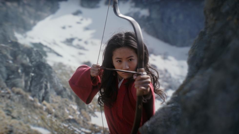 Oorlog in aantocht op foto Walt Disney's 'Mulan'