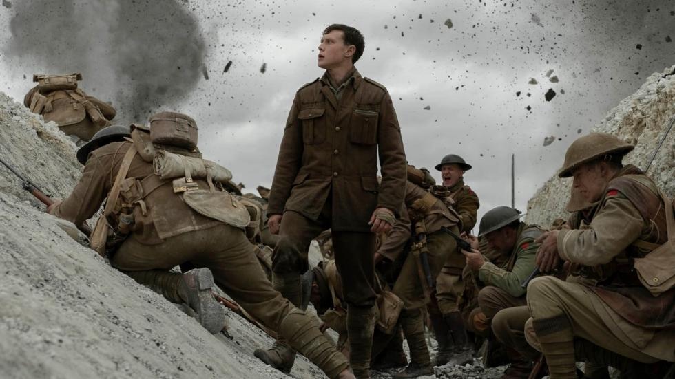 Sam Mendes toont werkwijze in achter-de-schermen video '1917'