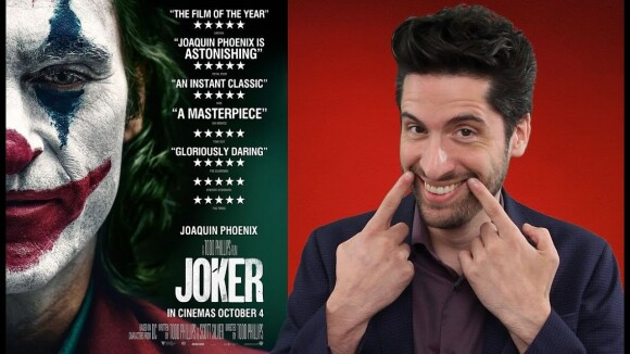 Jeremy Jahns - Joker - movie review