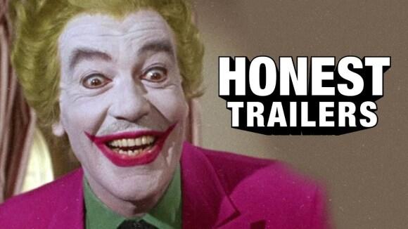 ScreenJunkies - Honest trailers | batman: the movie (1966)