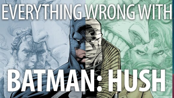 CinemaSins - Everything wrong with batman: hush in 16 minutes or less