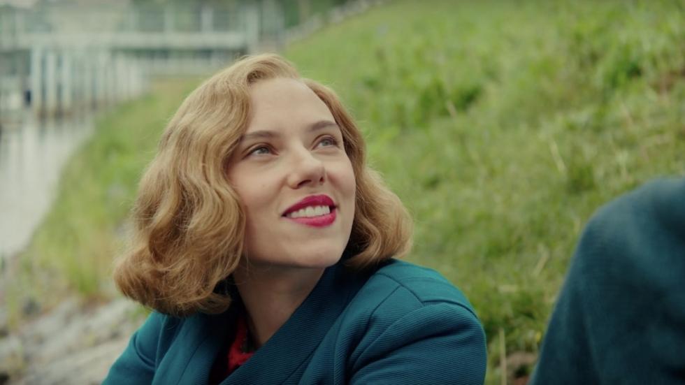 Scarlett Johansson geeft liefdesadvies in nieuwe clip 'Jojo Rabbit'
