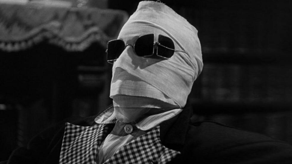 Opnames 'The Invisible Man' zijn begonnen (zonder Johnny Depp)