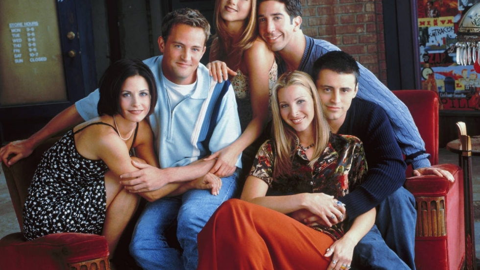 Trailer voor 'Friends: The One With The Anniversary'