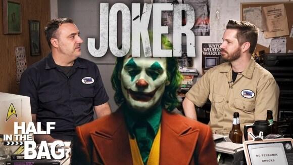 RedLetterMedia - Half in the bag: joker