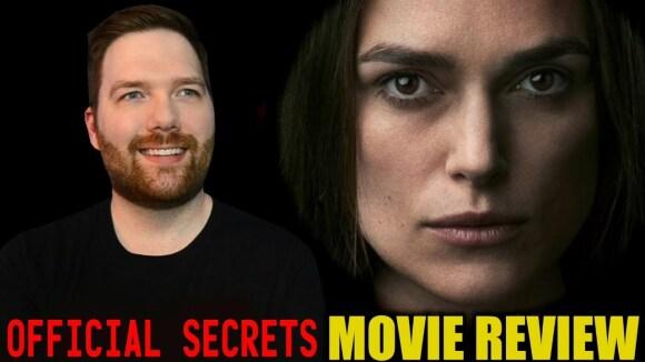 Chris Stuckmann - Official secrets - movie review