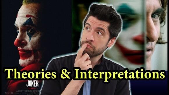 Jeremy Jahns - Joker: theories & interpretations (my thoughts)
