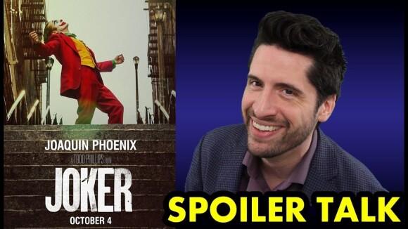 Jeremy Jahns - Joker - spoiler talk!