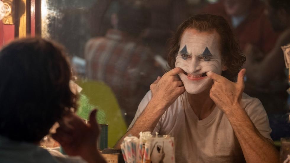 Mark Hamill feliciteert Joaquin Phoenix met zijn Joker