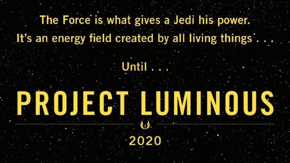 Nieuwe boekenserie geeft kijkje in toekomst 'Star Wars' franchise