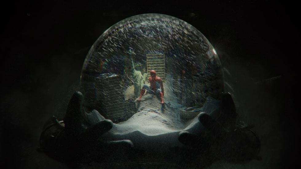 Gigantische Mysterio op nieuwe conceptbeelden 'Spider-Man: Far From Home'