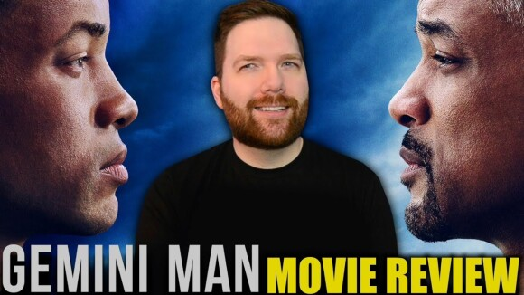 Chris Stuckmann - Gemini man - movie review