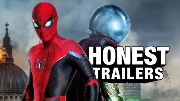 ScreenJunkies - Honest trailers | spider-man: far from home