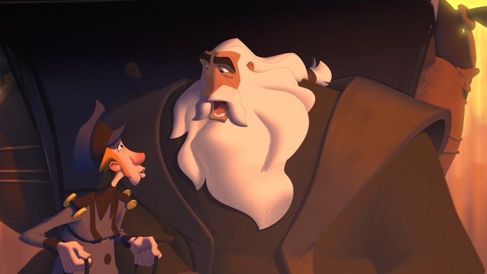 'Klaus', de allereerste animatiefilm van Netflix, heeft een prachtige trailer!