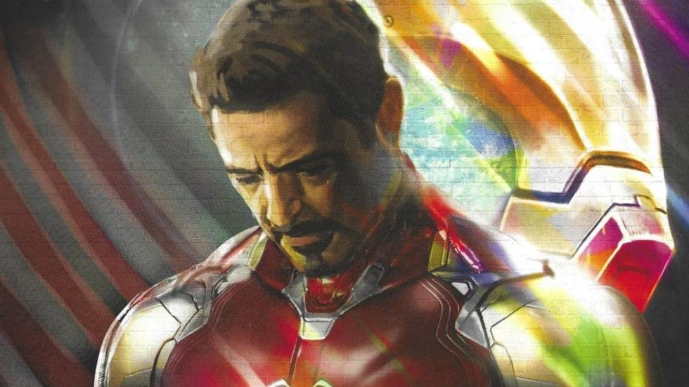 Ongebruikte Iron Man-beelden uit 'Spider-Man: Far From Home'