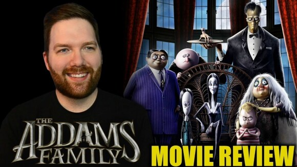 Chris Stuckmann - The addams family - movie review