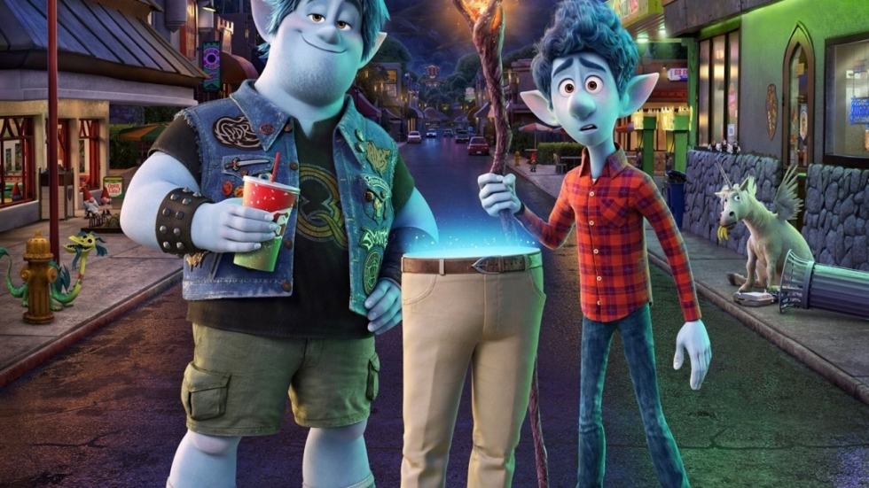 Tom Holland en Chris Pratt zijn elfen in trailer 'Onward'